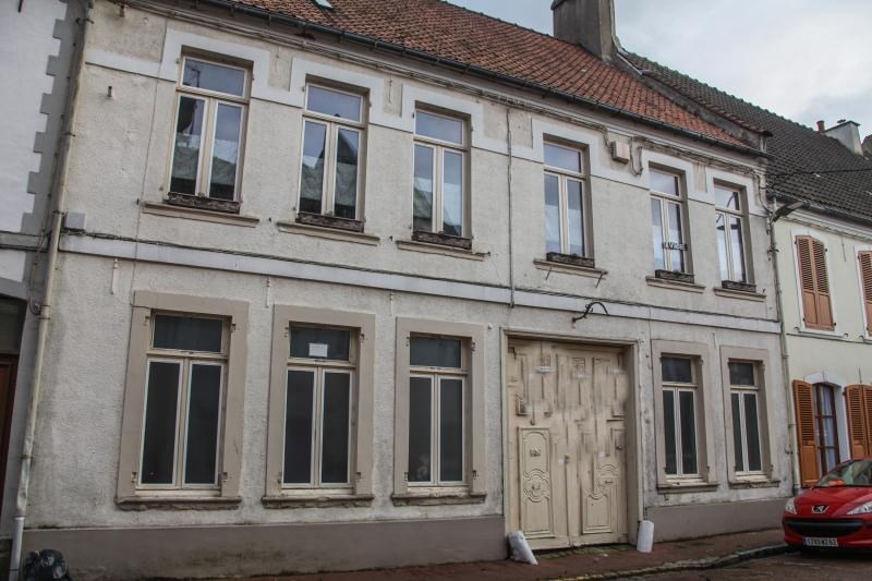 Vente maison / villa Hesdin 137000€ - Photo 1