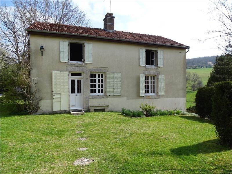 Vente maison / villa Secteur recey s/ource 97000€ - Photo 2