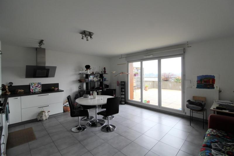 Verkoop  appartement Voiron 245000€ - Foto 2