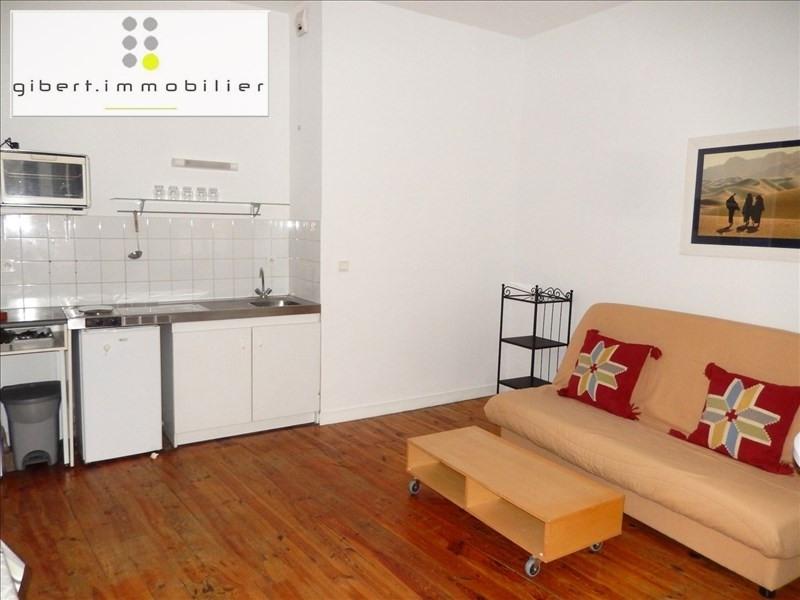 Location appartement Le puy en velay 266,79€ CC - Photo 2