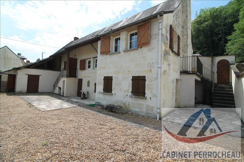 Vente maison / villa La chartre sur le loir 129000€ - Photo 14