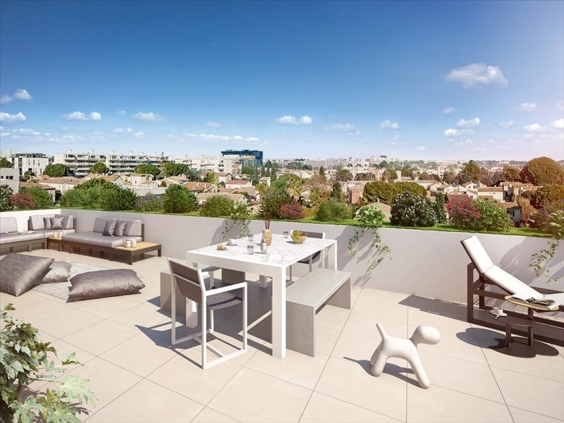 Investment property apartment Montpellier 335 000€ - Picture 5