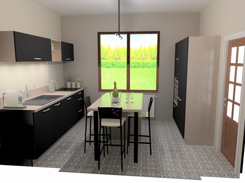 Vente maison / villa Isigny sur mer 128800€ - Photo 9
