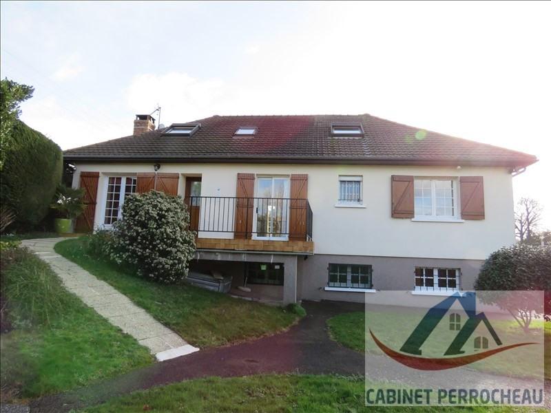Sale house / villa La chartre sur le loir 149900€ - Picture 1