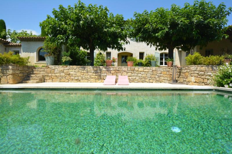 Verkoop van prestige  huis Valbonne 2400000€ - Foto 1