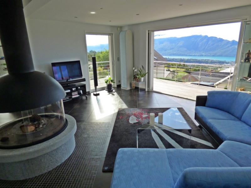 Deluxe sale house / villa Aix les bains 850000€ - Picture 1