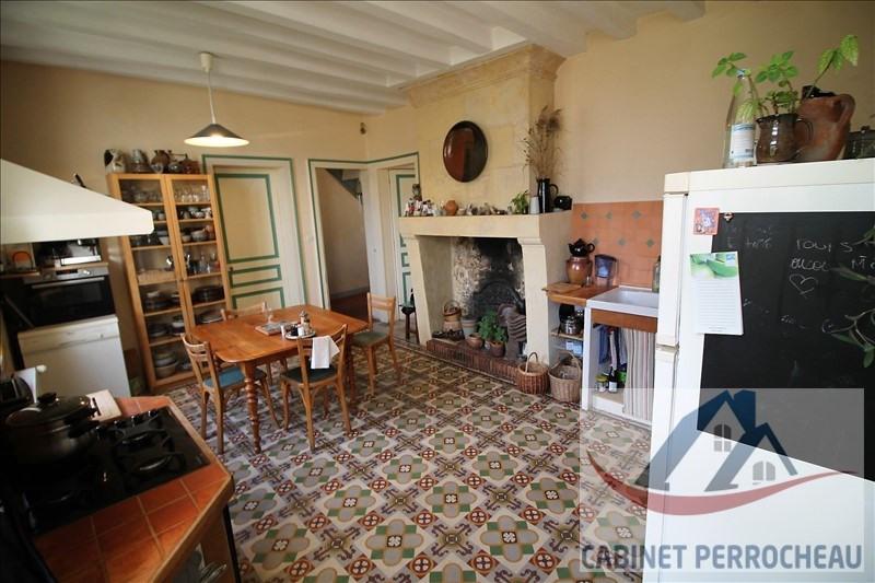 Vente maison / villa La chartre sur le loir 159000€ - Photo 2