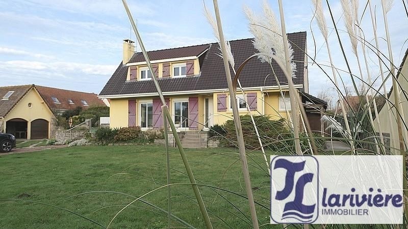 Sale house / villa Audresselles 397 000€ - Picture 1