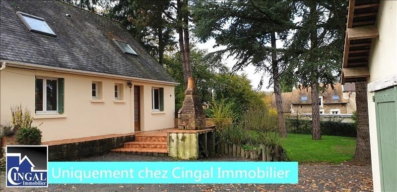 Vente maison / villa Thury harcourt 129900€ - Photo 1