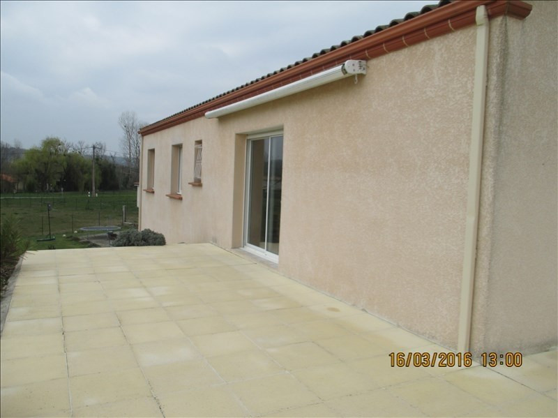 Rental house / villa St nauphary 910€ CC - Picture 5