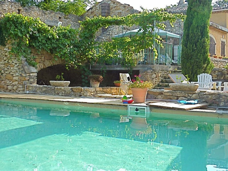 Vente de prestige maison / villa Goudargues 630 000€ - Photo 17