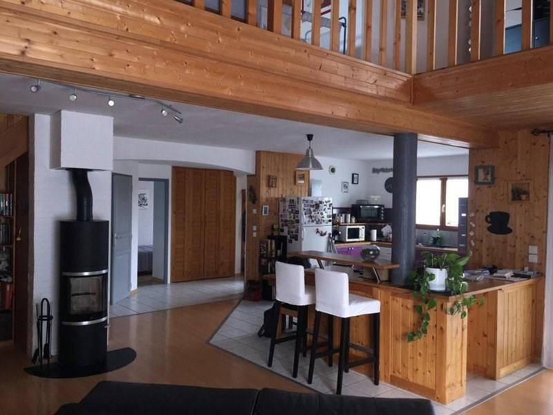 Sale house / villa Saint-marcel-bel-accueil 420000€ - Picture 1