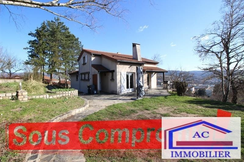 Vente maison / villa Unieux 295 000€ - Photo 1