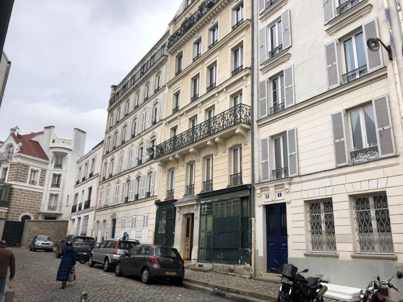 Vente appartement Paris 18ème 176000€ - Photo 1