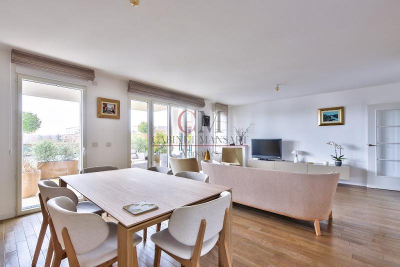 Vente de prestige appartement Saint cloud 1190000€ - Photo 6