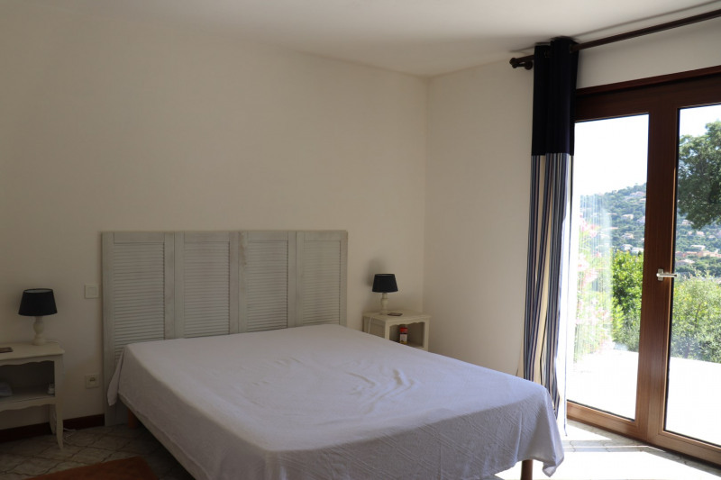 Vacation rental house / villa Cavalaire sur mer 800€ - Picture 10