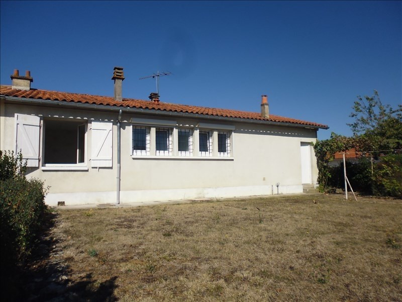 Vente maison / villa Poitiers 127200€ - Photo 2