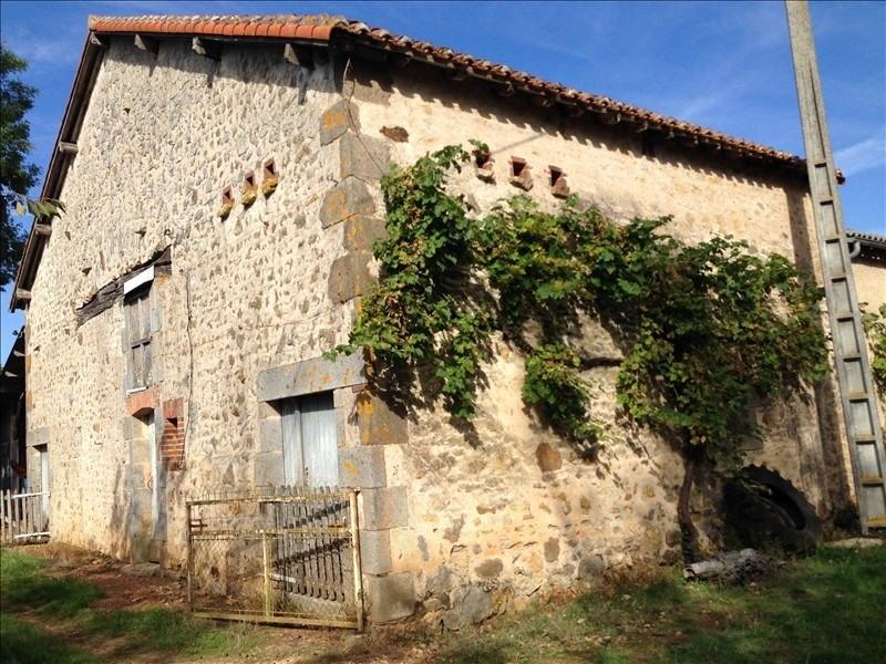 Vente maison / villa Lathus st remy 143300€ - Photo 8