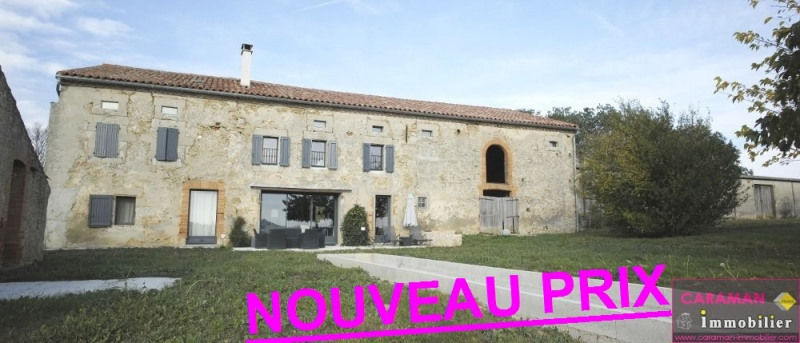 Deluxe sale house / villa Saint felix lauragais  secteur 565 000€ - Picture 1