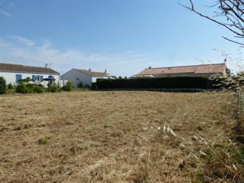 Sale site Longeville sur mer 83800€ - Picture 1