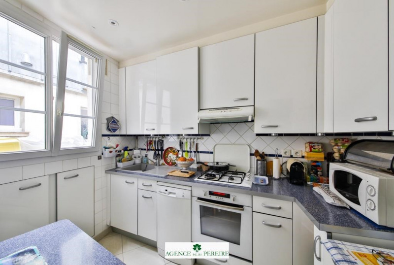 Vente appartement Paris 17ème 556 000€ - Photo 3
