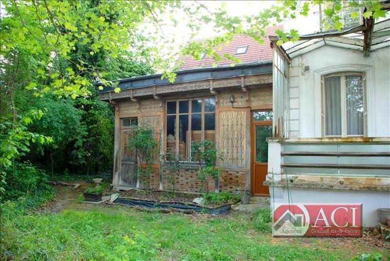 Deluxe sale house / villa St gratien 1050000€ - Picture 2