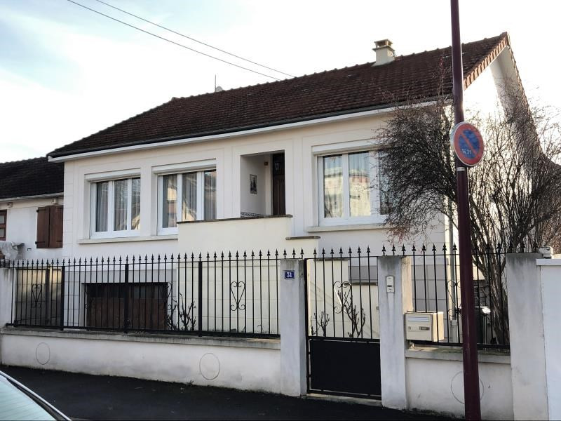 Vente maison / villa Bezons 434 000€ - Photo 1