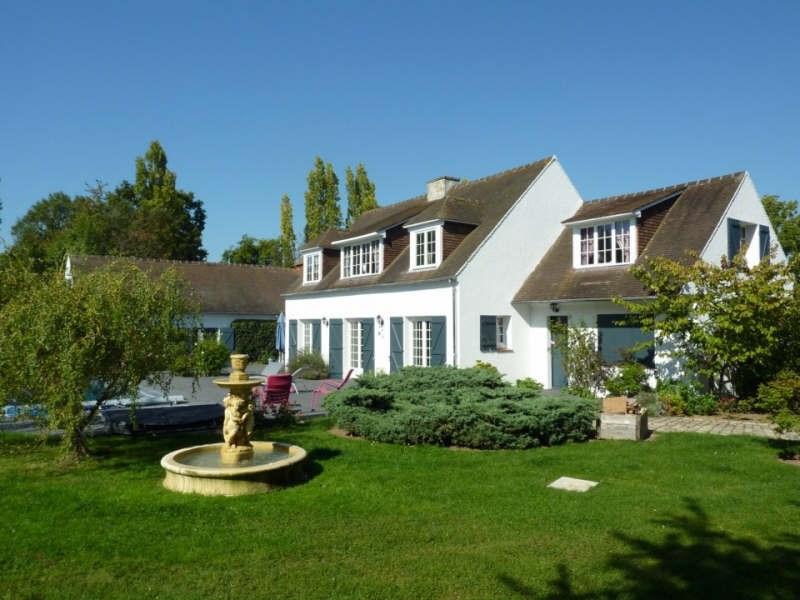 Deluxe sale house / villa Montfort l amaury 1750000€ - Picture 2