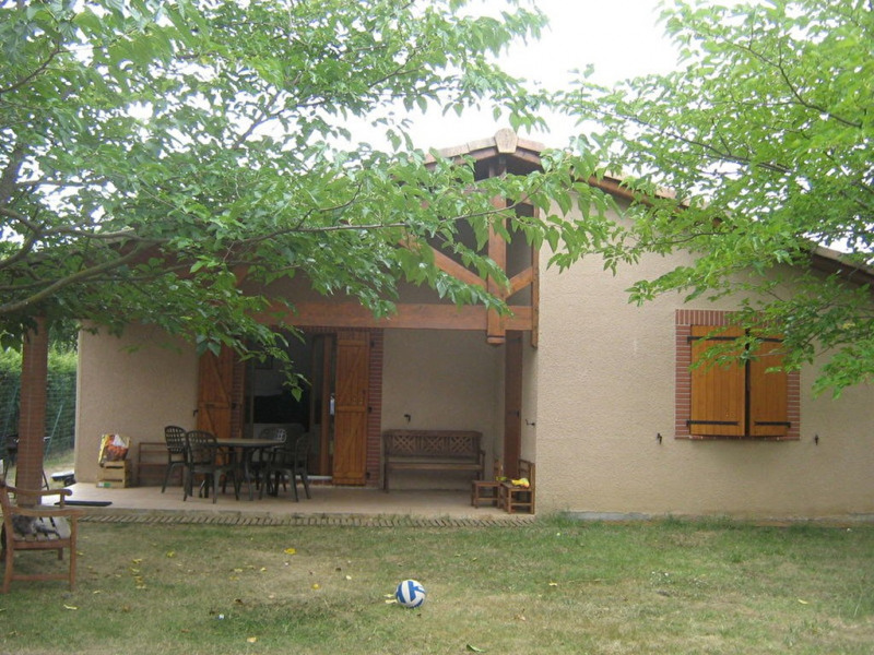 Rental house / villa Colomiers 1227€ CC - Picture 1