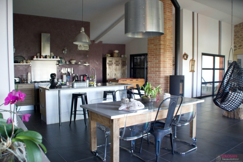 Vente de prestige maison / villa Villefranche de lauragais 637000€ - Photo 7