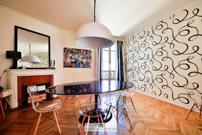 Deluxe sale apartment Paris 17ème 2 450 000€ - Picture 10