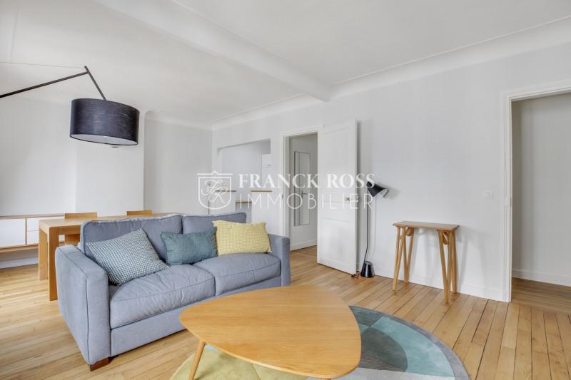 Rental apartment Paris 15ème 1900€ CC - Picture 2