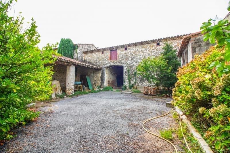 Venta  casa Uzes 288000€ - Fotografía 1