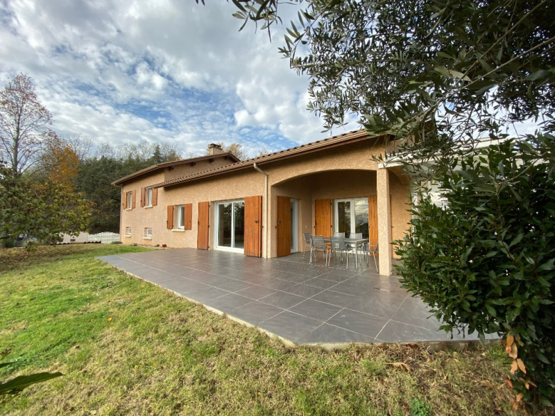Sale house / villa Chonas l amballan 350000€ - Picture 1