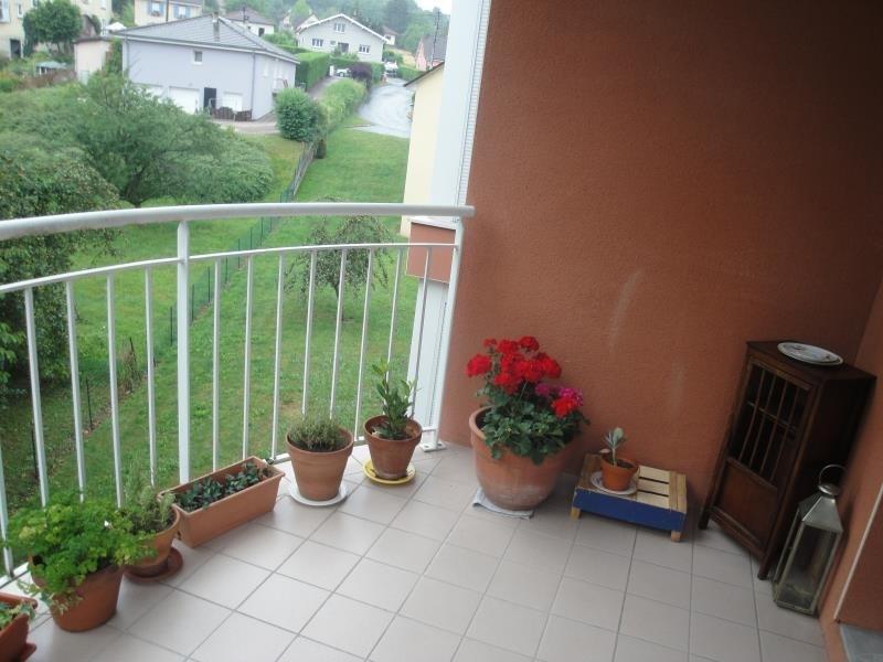 Verkoop  appartement Seloncourt 130000€ - Foto 7