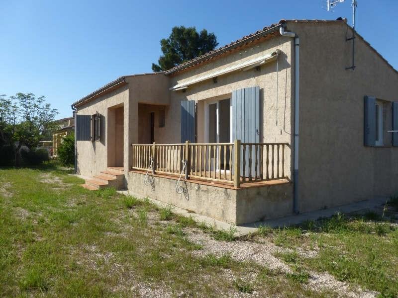 Rental house / villa St maximin la ste baume 1100€ CC - Picture 1