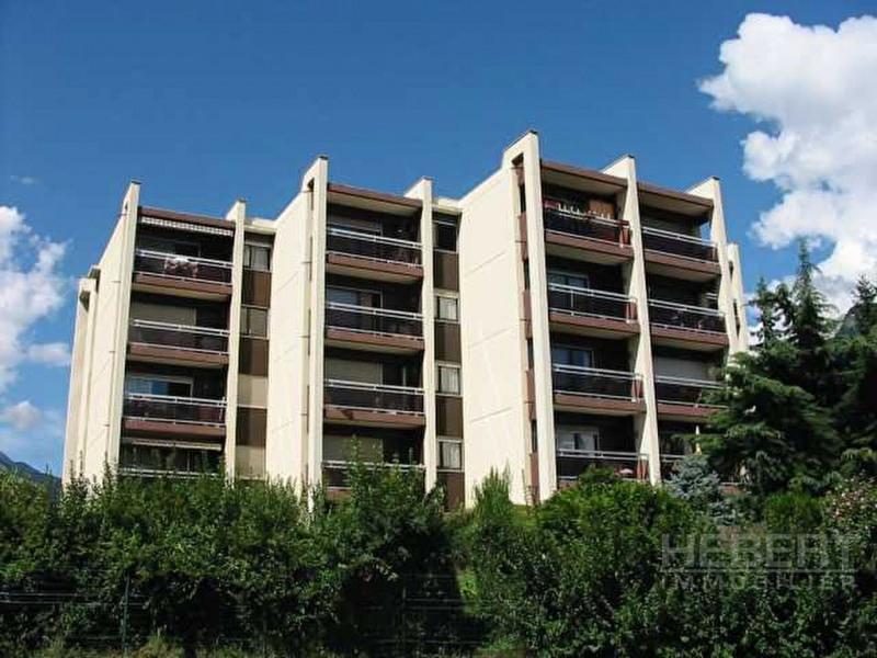 Rental apartment Sallanches 560€ CC - Picture 1