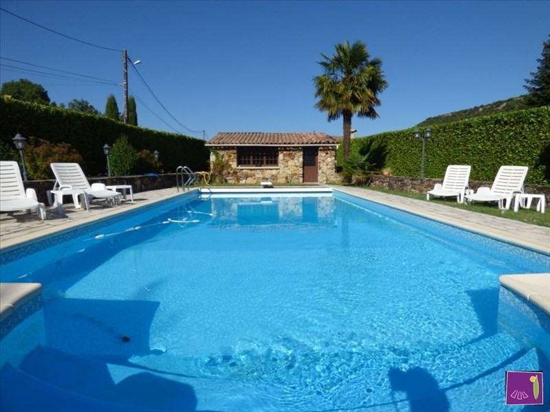 Vente de prestige maison / villa Les vans 690000€ - Photo 13