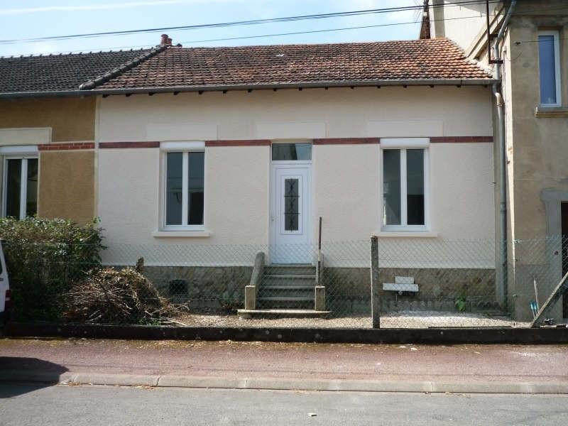 Rental house / villa Yzeure 612€ CC - Picture 1