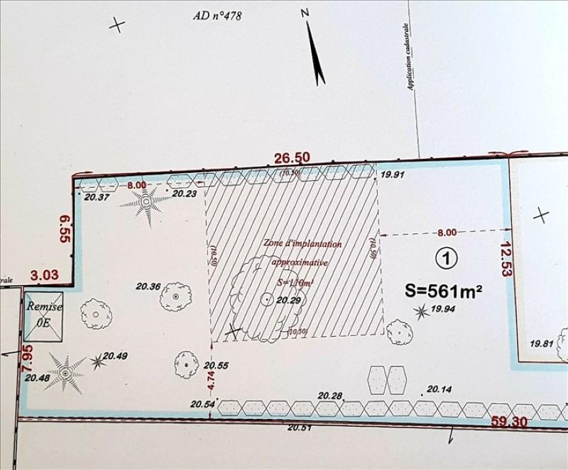 Vente terrain Le mesnil le roi 499000€ - Photo 2