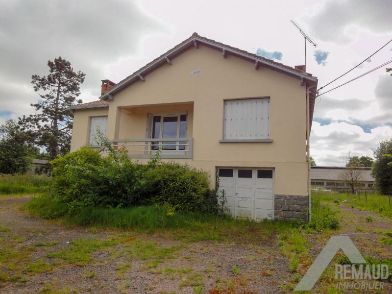 Sale house / villa Apremont 163940€ - Picture 1