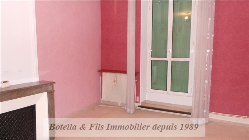 Prodotto dell' investimento appartamento Bagnols sur ceze 110000€ - Fotografia 7