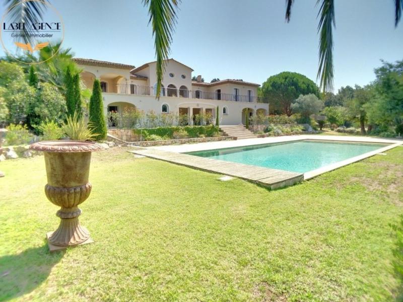 Deluxe sale house / villa Grimaud 2992500€ - Picture 2
