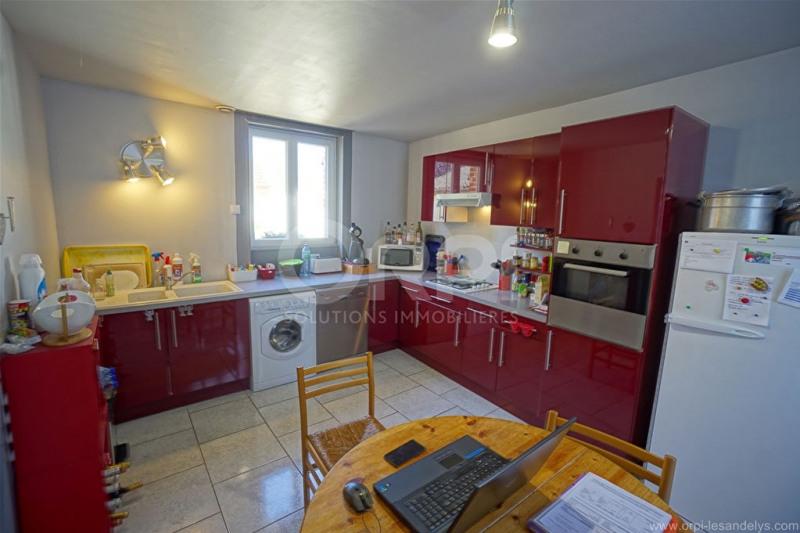 Vente maison / villa Les thilliers-en-vexin 107000€ - Photo 3