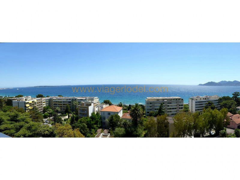 Life annuity apartment Cannes 76 000€ - Picture 2
