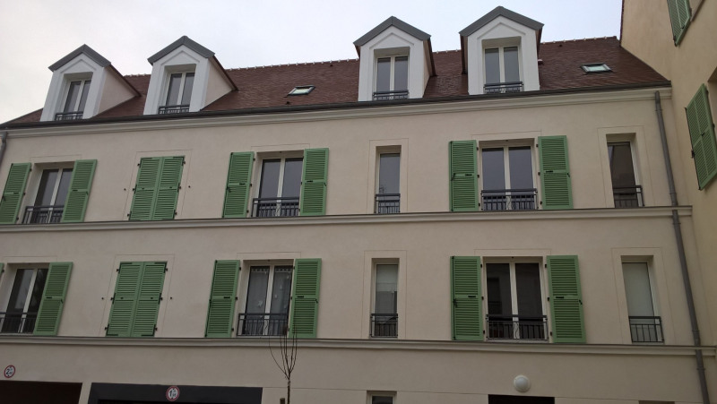 Investment property apartment Fontainebleau 270000€ - Picture 2