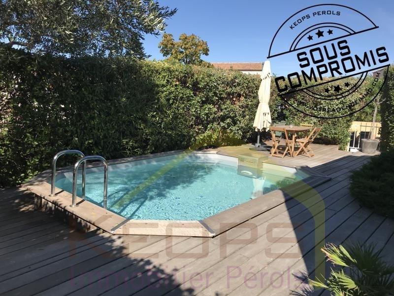 Verkoop  huis Perols 439000€ - Foto 2