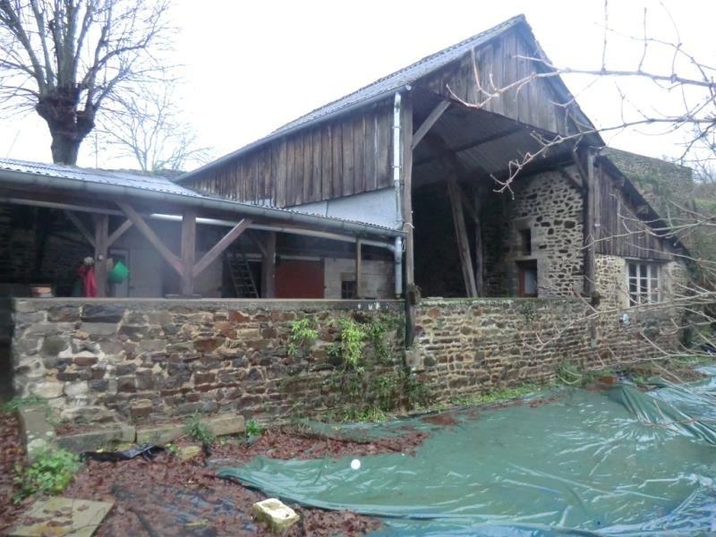 Sale house / villa Fougeres 114400€ - Picture 2