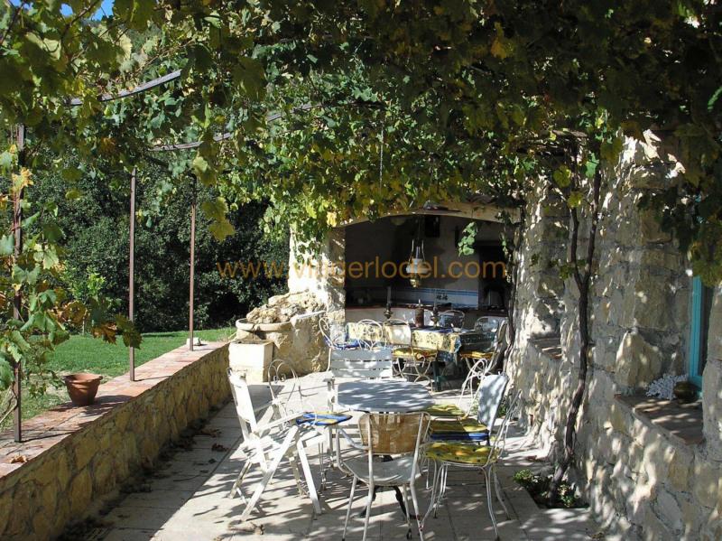 Verkauf auf rentenbasis haus Tourrettes-sur-loup 265000€ - Fotografie 4