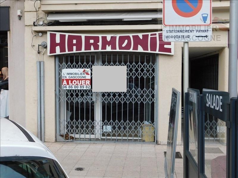 Vermietung boutique Auch 700€ HT/HC - Fotografie 1